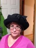 Brenda in Hat